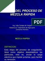 MEZCLA RAPIDA