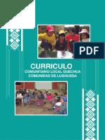 Currculo Local Quechua