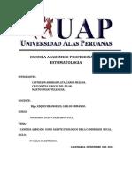 Candida Albicans Como Agente Etiologico de La Candidiasis Bucal
