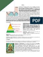 Sintesis de Civilización India y China Imprimir y Pegar en Cuaderno Después de Sintesis de Exposiciones