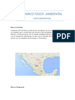 Marco Fisico Ambiental