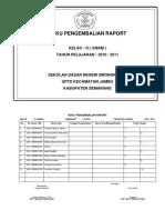 03 Buku Pengembalian Raport
