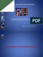 (10) Breve Recorrido Por El Juicio Ordinario (Primera y Segunda Instancia) (1)