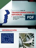 resistencia de materiales FASE III