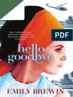 Hello, Goodbye Chapter Sampler