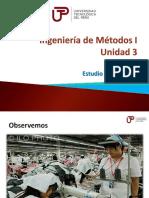 Ingenieria de Metodos I - Semana 9 - Sesion 1 38437