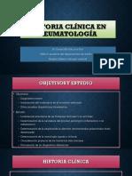 Historia Clínica en Reumatología 2014