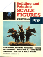 (Scale Modelling Handbook 13) -Building and Painting Scale Figures-kalambach