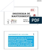 Clase7_Plan Mnto Preventivo_Ing. Mnto