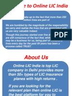 LIC Agent in Delhi