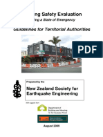 Building Safety Evaluation-NZSEE