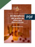 30 Beneficios Del Aceite de Oliva Que Desconocias Definitivo