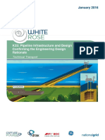 K33 Pipeline Infrastructure Design-WhiteRose