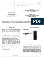 Review Paper on Smart Systems