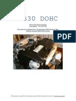 Nissan rb30-dohc