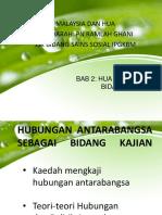2bab 2 Hua Sbg Bidang Kajian