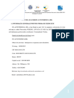 Plan de Afacere Fe Autotehnica Srl
