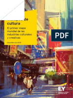 Industrias Culturales y Creativas 2015
