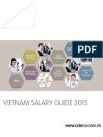 2015-Adecco Vietnam Salary Guide