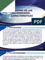 Gobierno de Las Universidades-caracteristicas (1)