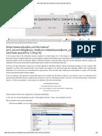Informatica Interview Questions (Scenario-Based) _ Edureka