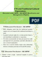 IGC GRTKF -ppt