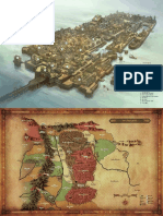 Adventures in Middle Earth Loremasters Guide Maps