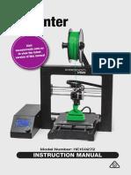 HE150279 - 3D Printer Manual
