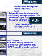 Storage Tanks Emissions and Emission Reductions 201312