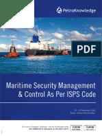 Maritime Security Management Control