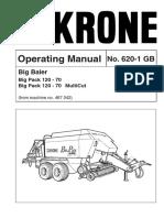 Krone Operating Manual 620_1_en