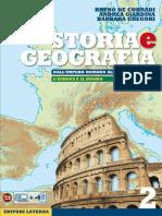 Storia e Geografia - Bruno de Corradi - Andrea Giard