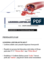Ppt Cr Anak LeukemiA