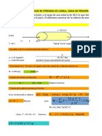 Práctica 18 Cálculo de Sistemas de Bombeo Con EXCEL