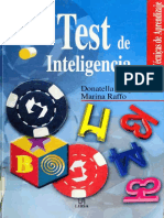 Test de Inteligencia -