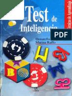 Test de Inteligencia -
