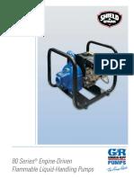Gorman Rupp Shield a Spark Self Priming Pumps Brochure
