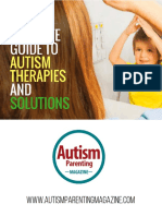 The Ultimate Guide to Autism Therapies