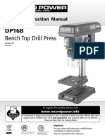 DP16B Bench Drill Press