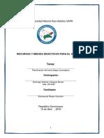 Trabajo Final Recursos Didactico en La Educacion Basica
