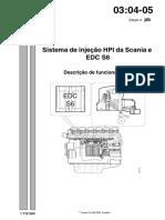 Scania HPI Motorola Edc EMS S6