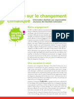 FICR - Initiative sur le changement climatique