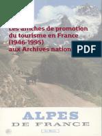 Les Affiches de Promotion Du Tourisme en France (1946-1995)