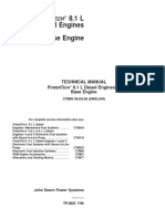 Technical Manual Powertech 8.1 l Diesel Engines Base Engine