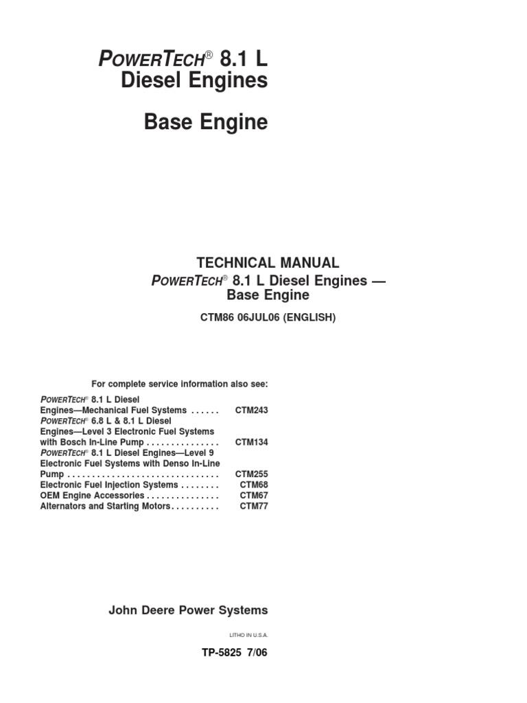 6068 john deere service manual common rail