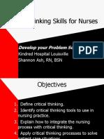 1c - Critical Thinking Skills