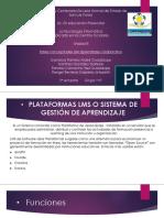 Plataformas LMS y Redes Sociales