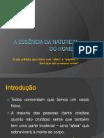A Essência da Natureza do Homem.pptx
