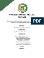 Formularios y Registros Contables