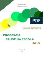 Manual Instrutivo Pse